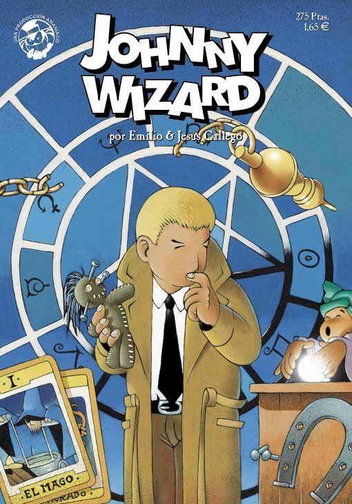 Johnny Wizard