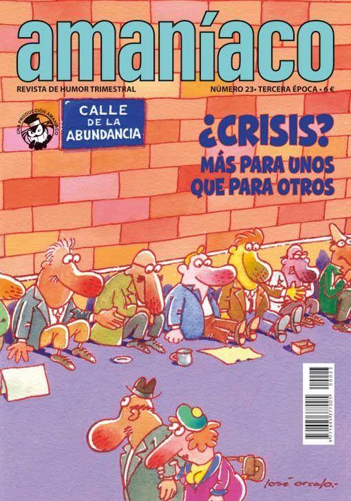 Amaníaco 23 Especial crisis