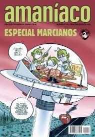 Amaníaco 26 Especial marcianos