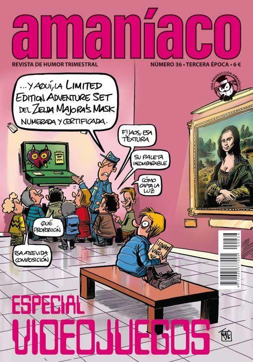 Amaníaco 36 Especial videojuegos