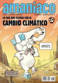 Amaníaco 43 Especial cambio climático