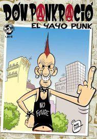 Don Pankracio, el yayo punk
