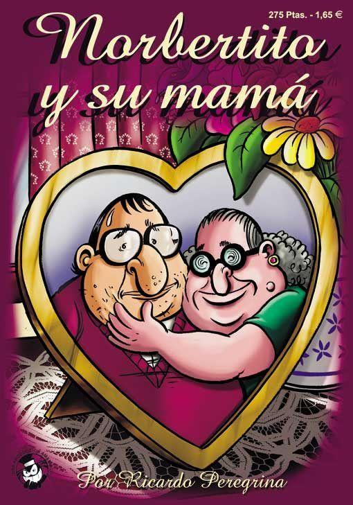 Norbertito y su mamá