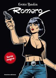 Enric Badía Romero. Serie negra