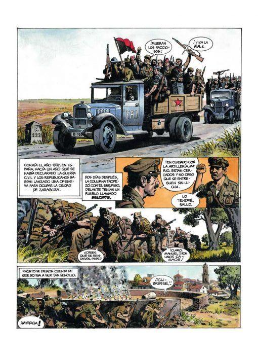 Historias de soldados