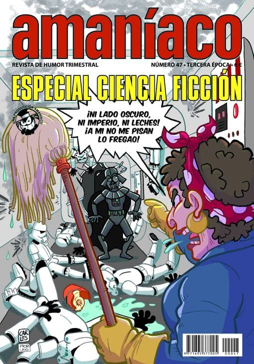 Amaníaco 47 Especial ciencia ficción