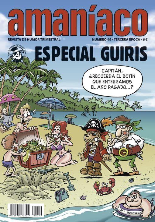 Amaníaco 49 Especial guiris