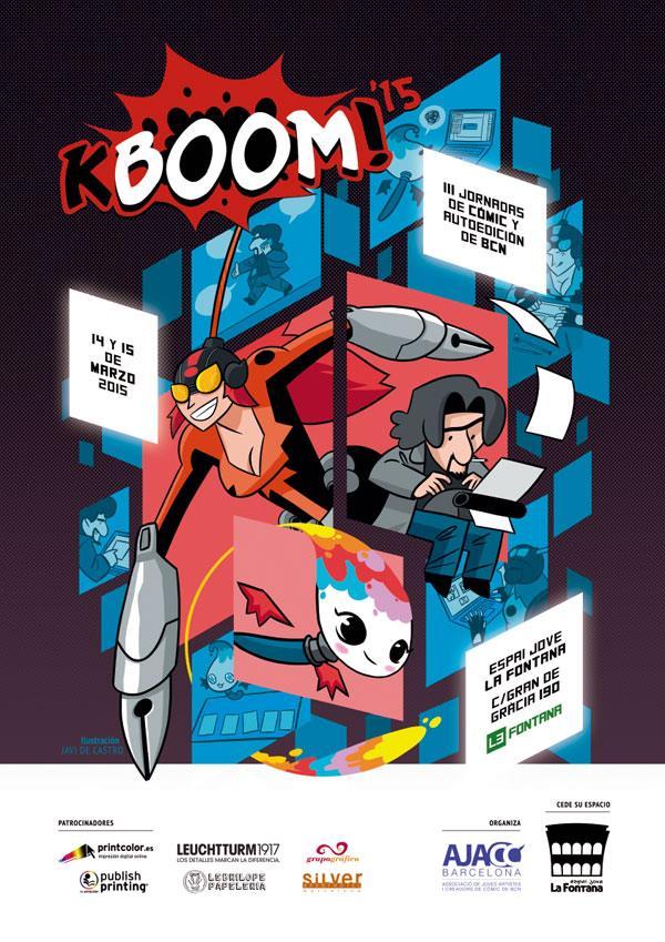 Amaníaco en el Kboom 2015