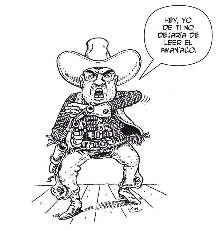 Amaníaco especial western