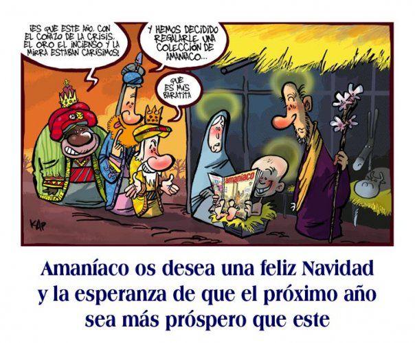 Felicitación Navidad 2009
