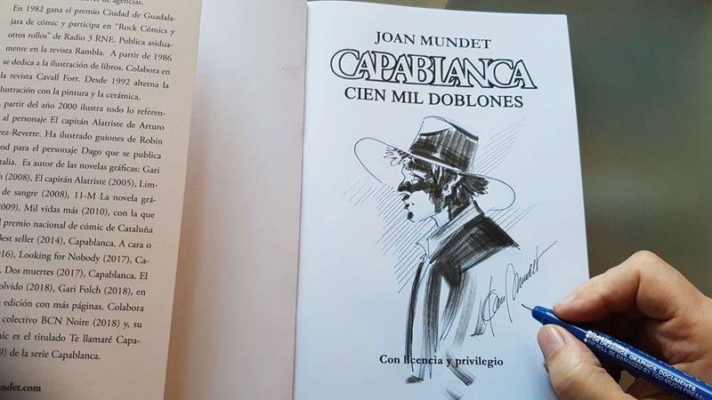 Llévate tu ejemplar de Capablanca firmado por el autor