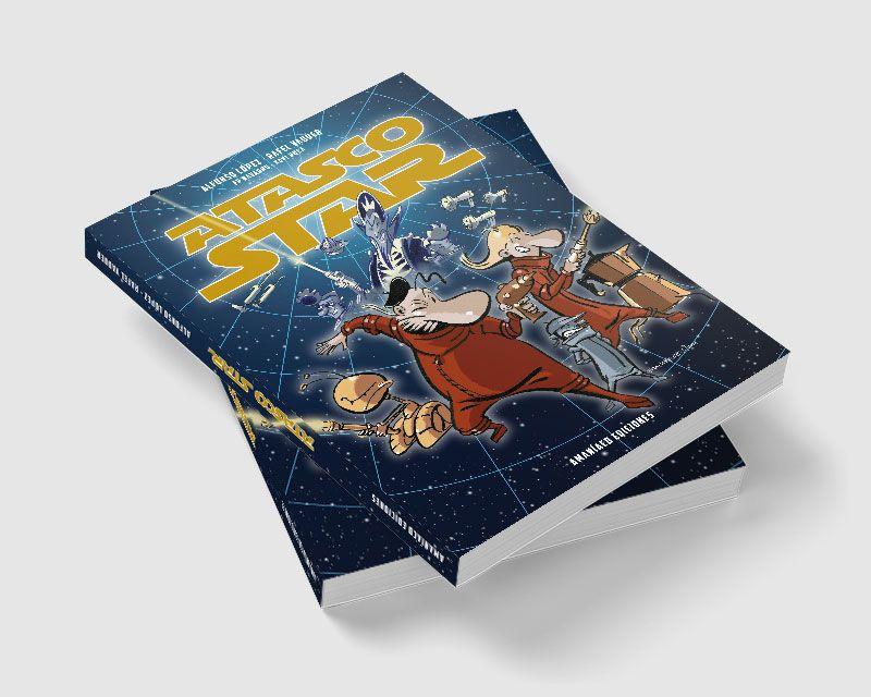 Foto libros Atasco Star