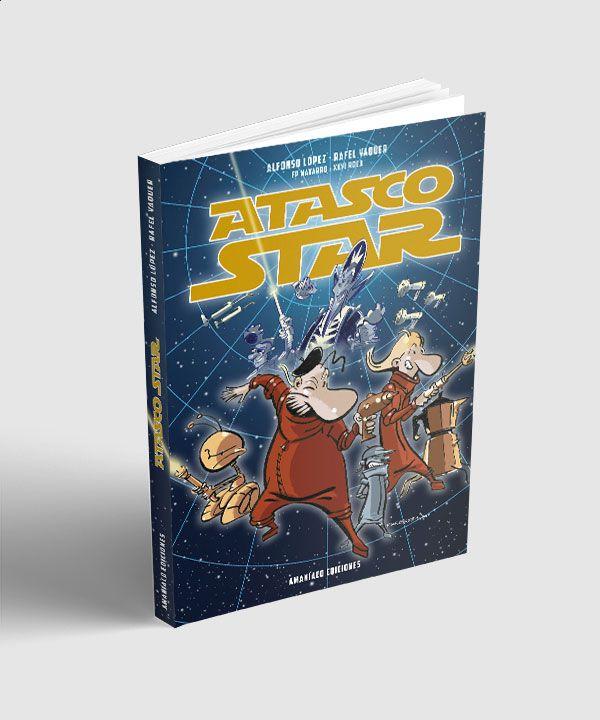 Foto libro Atasco Star